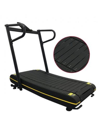 CF curved treadmill